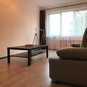 1 Room Apartment In Statybininku Pr. photos Exterior