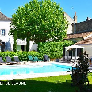 Le Jardin Secret De Beaune photos Exterior