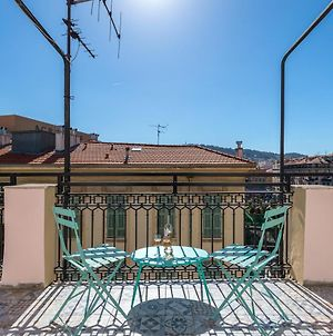 Squared Head-Apartment With Terrace In Nice photos Exterior