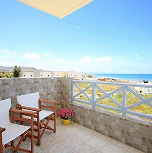 Swim, Sunbathe, Relax In Beachfront Apt Konstantia photos Exterior