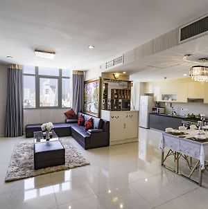 Luxury Apartment In Ben Thanh Tower photos Exterior