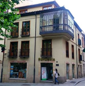 Studio In Salamanca, With Wonderful City View, Balcony And Wifi photos Exterior