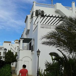 Apartment With 2 Bedrooms In Roquetas De Mar, With Pool Access And Ter photos Exterior