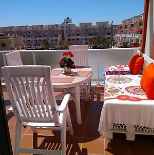 Apartment With 2 Bedrooms In Vera, With Wonderful Sea View, Pool Acces photos Exterior
