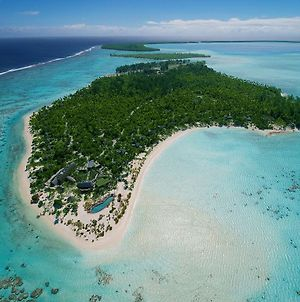 Hotel The Brando - Tetiaroa Private Island photos Exterior