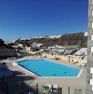 Apartment With 2 Bedrooms In Mogan, With Wonderful Mountain View, Pool photos Exterior