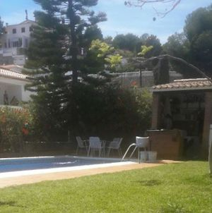 Apartment With One Bedroom In Almunecar, With Wonderful Sea View, Pool photos Exterior