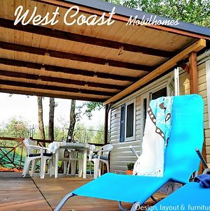 West Coast Mobilhome With Xxl Terrace In Naturist Resort Solaris photos Exterior