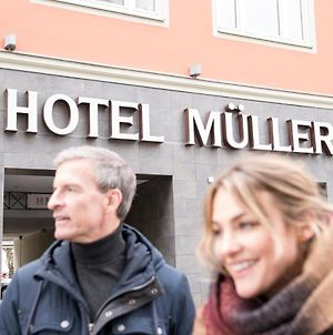 Mueller Hotel Munich photos Exterior