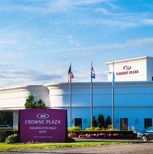 Crowne Plaza Farmington Hills - Novi photos Exterior