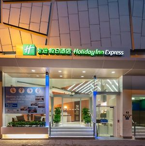 Holiday Inn Express Hong Kong Soho, An Ihg Hotel photos Exterior