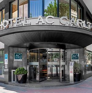 Ac Hotel Carlton Madrid photos Exterior