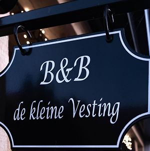 Bed And Breakfast De Kleine Vesting photos Exterior