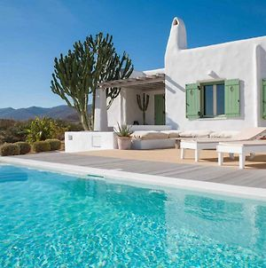 Paros Villa Sleeps 10 Pool T714101 photos Exterior