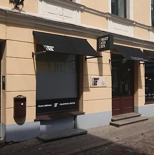 Old Riga New Building Apartment With Parking photos Exterior
