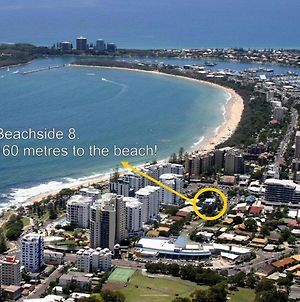 Beachside 2 - 3 Bedroom Budget Apartment Only One Block From Mooloolaba Beach! photos Exterior