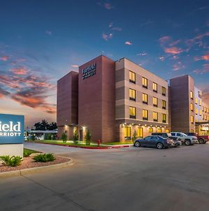 Fairfield Inn & Suites By Marriott Chickasha photos Exterior