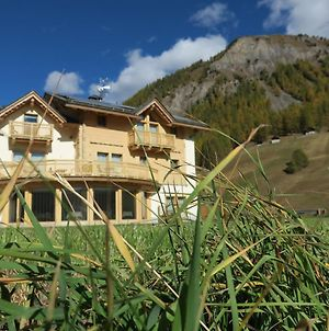 B&B Ecohotel Chalet Des Alpes photos Exterior