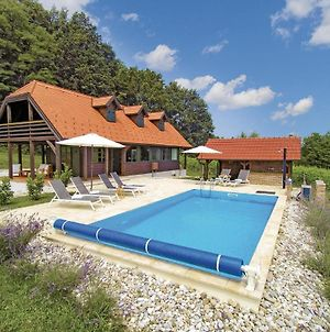 Three-Bedroom Holiday Home In Donja Stubica photos Exterior