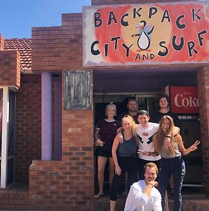 Backpack City And Surf Hostel photos Exterior