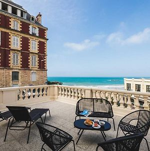 Blue Moon Keyweek Seafront Apt With Large Terrace And Parking Biarritz photos Exterior