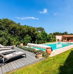 Large Family Villa With Pool, Garden, Sauna In Anglet photos Exterior