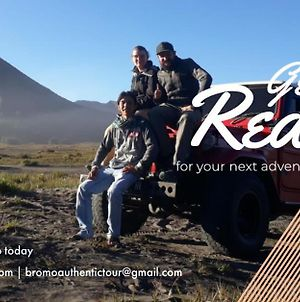 Bromo Authentic Homestay And Tours photos Exterior
