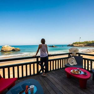 Miramar Keyweek Apartment With Terrace And Access To Pool In Biarritz photos Exterior