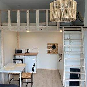Cozy & Central Loft In 1914 Finnish Wooden House photos Exterior