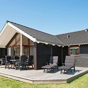 Three-Bedroom Holiday Home In Ebeltoft 29 photos Exterior