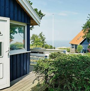 Two-Bedroom Holiday Home In Allinge 5 photos Exterior