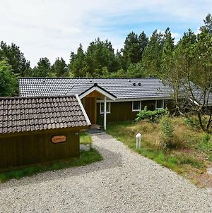 Three-Bedroom Holiday Home In Norre Nebel 10 photos Exterior