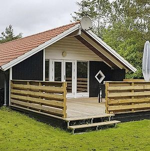 Three-Bedroom Holiday Home In Oksbol 39 photos Exterior
