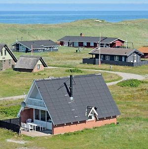 Three-Bedroom Holiday Home In Harboore 24 photos Exterior