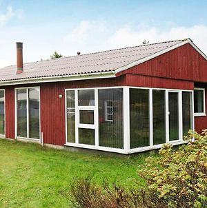 Three-Bedroom Holiday Home In Oksbol 49 photos Exterior