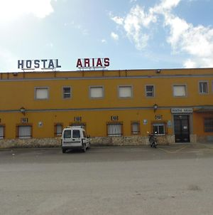 Hostal Arias photos Exterior