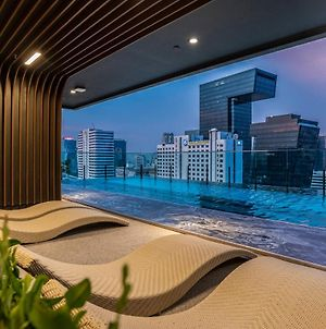 The Line Asoke-Ratchada By Favstay photos Exterior
