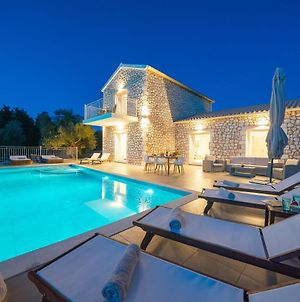 Luxury Private Stone Villa Suzana photos Exterior