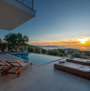 Fiscardo Luxury Stone Villa Suzana ,With Sunset View! photos Exterior