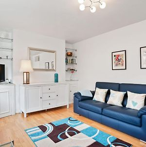 Spacious 3 Bed Flat W Communal Garden In Euston photos Exterior