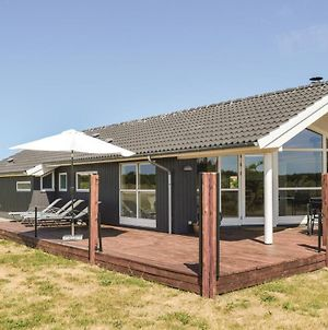 Three Bedroom Holiday Home In Jerup photos Exterior