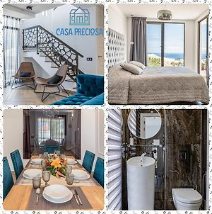 Casa Preciosa - Modern And Comfortable House With Panoramic Sea View For Your Best Holiday photos Exterior