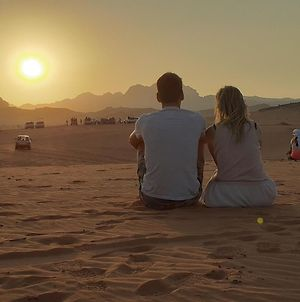 Wadi Rum Camp Stars With Jeep Tour photos Exterior