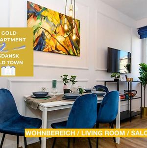 Gold Apartment Gdansk Old Town photos Exterior