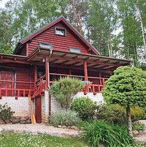 Holiday Home Barczewo Kaplityny V photos Exterior