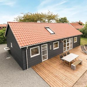Three Bedroom Holiday Home In Gudhjem photos Exterior