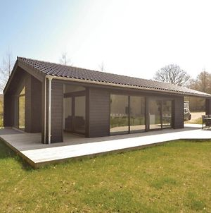 Three-Bedroom Holiday Home In Glesborg photos Exterior