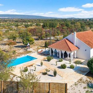 Charming House With Pool 10 Min From Sibenik photos Exterior