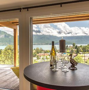 Le Panoramic - 180° Lake View By Locationlacannecy photos Exterior