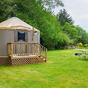 Long Beach Camping Resort Yurt 10 photos Exterior